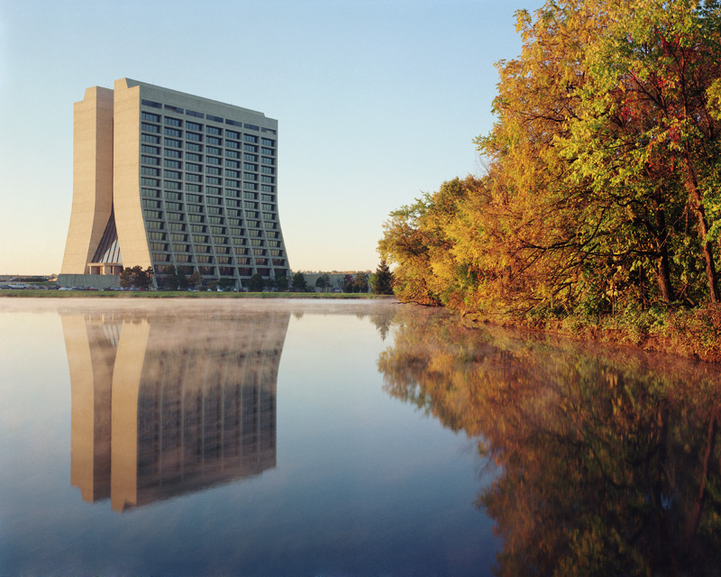 Fermilab is America's particle physics and accelerator laboratory